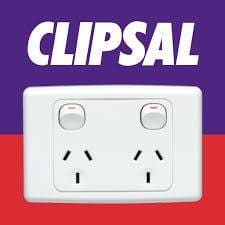 clipsal logo image