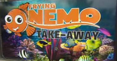 DISNEY'S NEMO Trademark infringed by Adelaide FRYING NEMO Fish & Chips Cafe