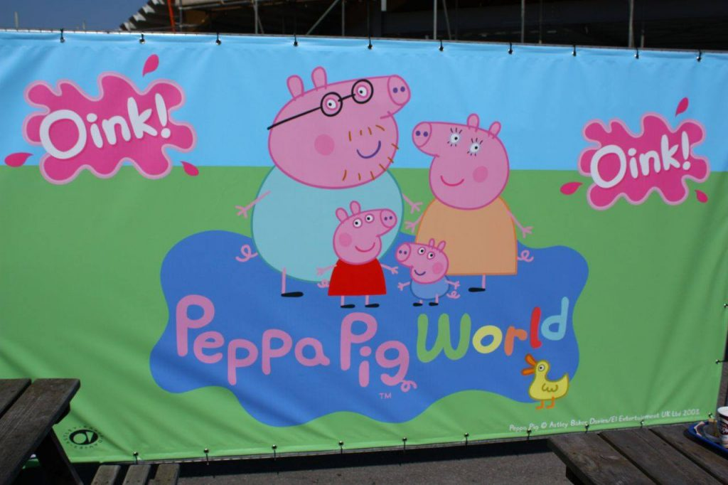 Peppa Pig Trademark rights enforced in China: