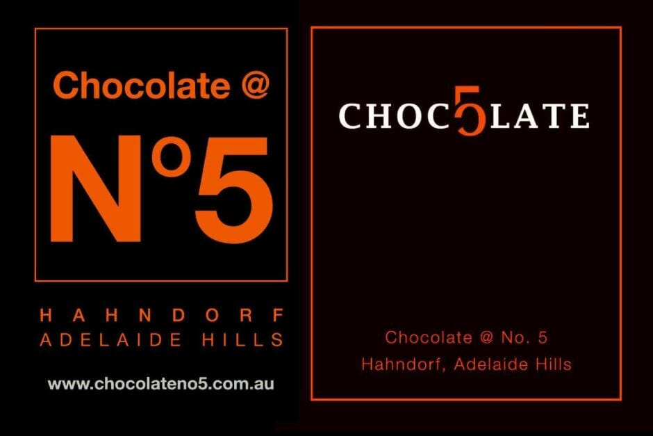 Trademark Choclate @ No.5 logos